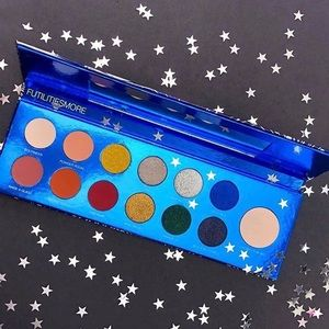 Coloured Raine cheers to the beauty palette 🎨